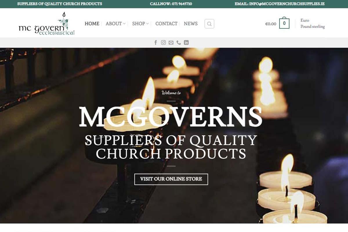 McGoverns Church Supplies