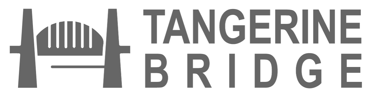 Tangerine Bridge Logo